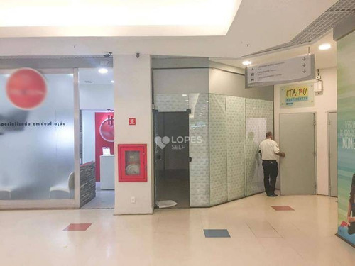 Imagem 1 de 5 de Loja, 60 M² Por R$ 270.000 - Itaipu - Niterói/rj - Lo0483