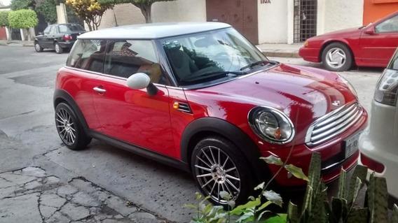 Mini 2013 Classic Rojo Chili