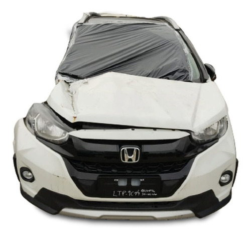 Sucata Honda Wr-v Ex Cvt 2019 Branca