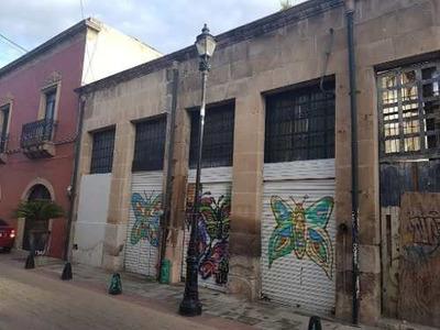 Local Comercial Callejon De Las Mariposas Centro Historico Durango