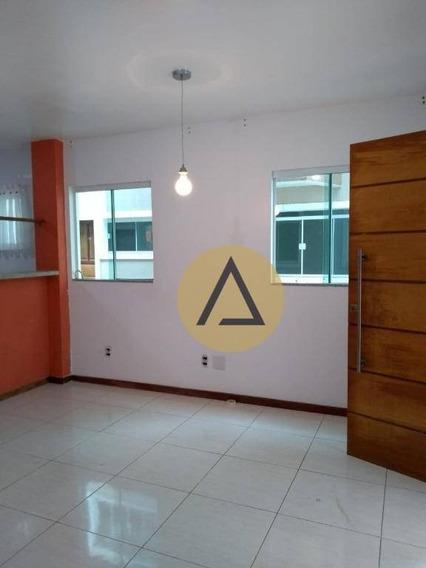 Casa Com 2 Dormitórios À Venda Por R$ 225.000 - Riviera Fluminense - Macaé/rj - Ca1175