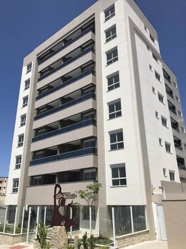 Imagem 1 de 16 de Apartamento Com 2 Dormitórios Próximo Ao Supermercado Angeloni - Capoeiras - Ap2262