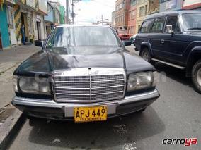 Mercedes Benz Clase S