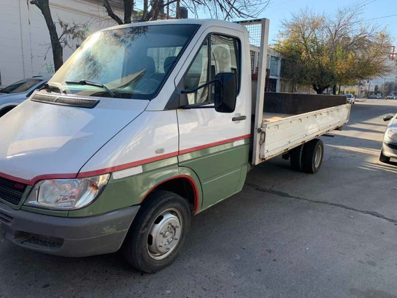 Mercedes-benz Sprinter 2.1 413 Chasis Cab 4025 S-airgab 2010