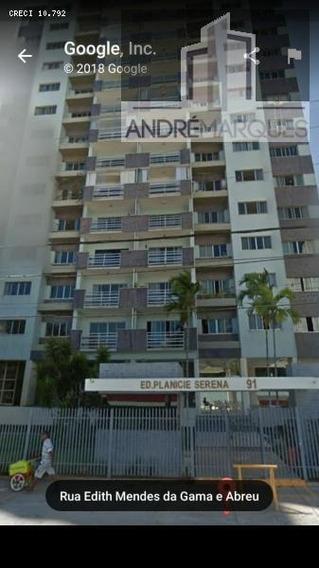 Apartamento Para Venda Em Salvador, Itaigara, 3 Dormitórios, 2 Banheiros, 2 Vagas - Am202