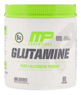Glutamina Importada 300g Musclepharm E U A