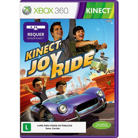 Kinect Joy Ride - Xbox 360 Novo Original Lacrado Midia Fisic