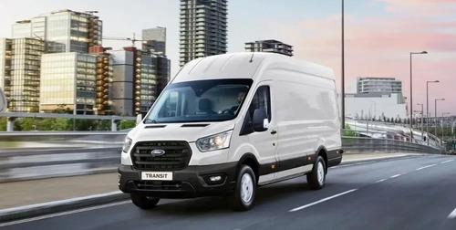 Ford Transit Furgon Medio T/a