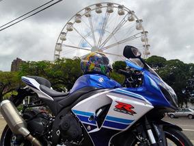 Suzuki Gsx-r 1000 Srad Azul