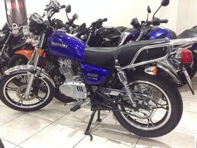 Suzuki Gn 125f Gn 125 F Patentada Ciclofox Motos