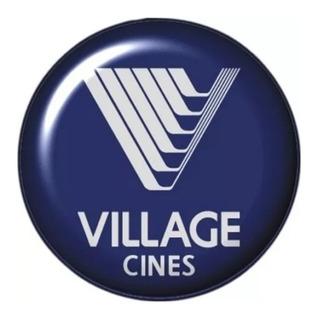 Entradas 2d-3d-ms Cine Village Todas Las Sucursales