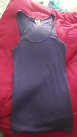 Musculosa Violeta Victoria Secret Pink