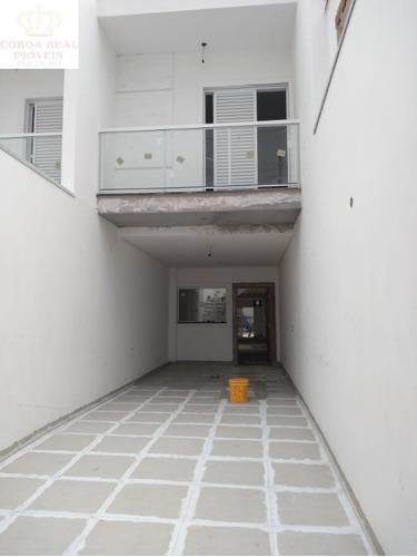 Imagem 1 de 14 de Sobrado - Sb00119 - 68525941