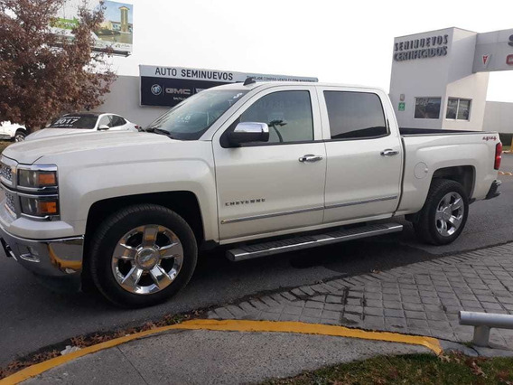 Chevrolet Cheyenne 2014 5.3 2500 Doble Cab High Country 4