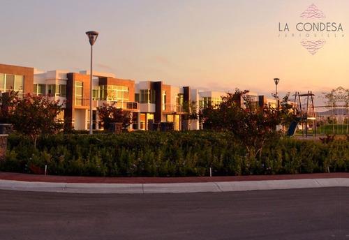 Hermosa Casa En Venta En La Condesa Juriquilla, 3 Recámaras Roof Garden, 3 Baños