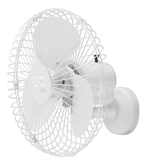 Ventilador De Parede Goar 50cm Brancobivolt V50pbrrb