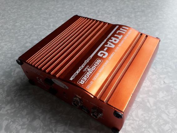 Behringer Ultra G Active Direct Box