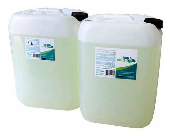 Sanitizante Desinfectante Dióxido De Cloro 20lts. ( Lpu)