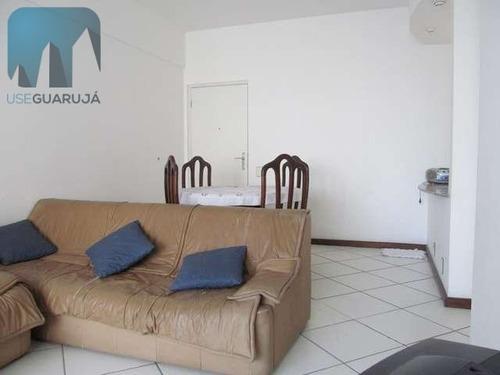 Apartamento A Venda No Bairro Centro Em Guarujá - Sp.  - 119-1