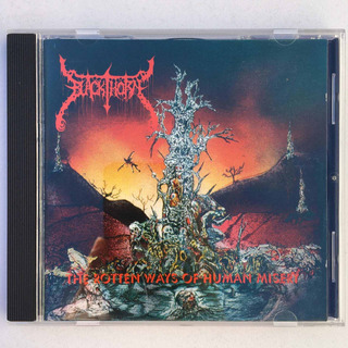Blackthorn - The Rotten Ways Of Human Misery Cd 1992