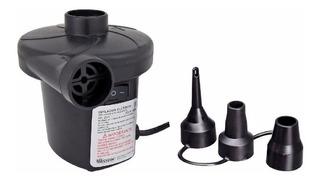 Bomba De Ar Elétrica Inflador Inflar Encher Colchão 110v