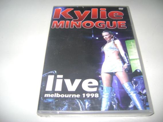 Dvd Musical Kylie Minogue Live Melbourne 1998 ! Original !