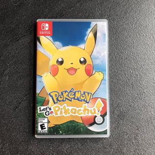 Pokemon Lets Go Pikachu Para Nintendo Switch Sellado