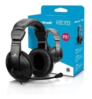 Headset Fortrek Hsl 102