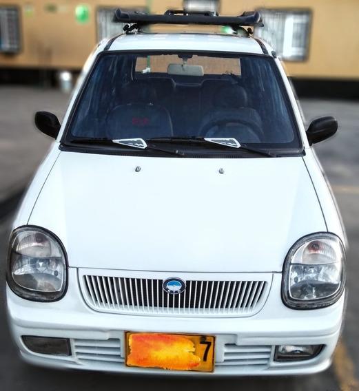 Carro Byd Blanco