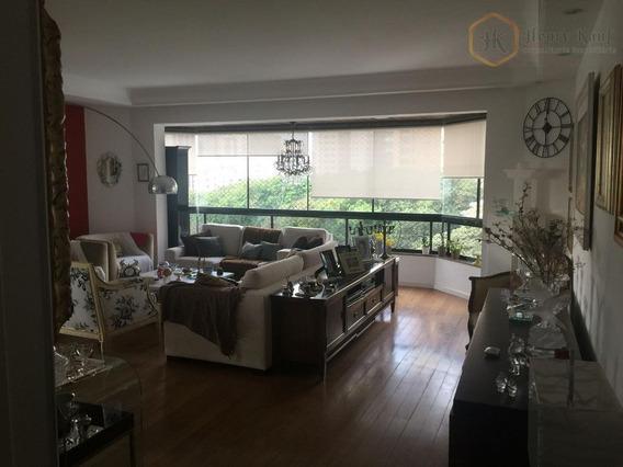 Apartamento Residencial À Venda, Morumbi, São Paulo. - Ap1115