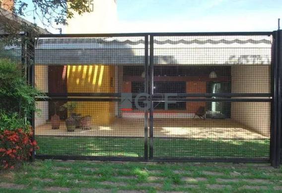 Casa Com 3 Dormitórios Para Alugar, 340 M² Por R$ 8.000/mês - Nova Campinas - Campinas/sp - Ca6031