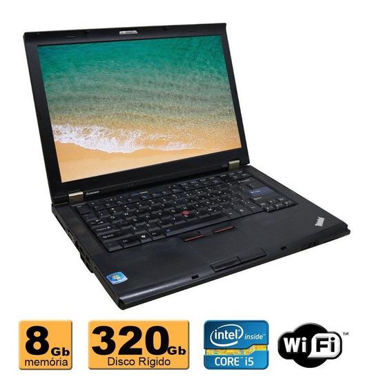 Notebook Lenovo Intel Core I5 8gb Hd 320gb