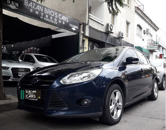 Ford Focus 1.6l N Mt S Modelo 2015