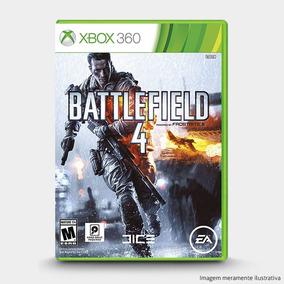 Battlefield 4 Original Lacrado Para Xbox 360