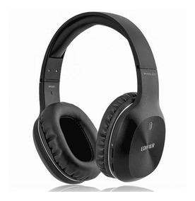 Fone De Ouvido Headphone Hifi W800bt Bluetooth Edifier Preto