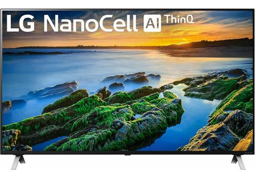 Imagen 1 de 10 de Televisor Inteligente LG De 65  Nanocell 85 Series 4k Uhd