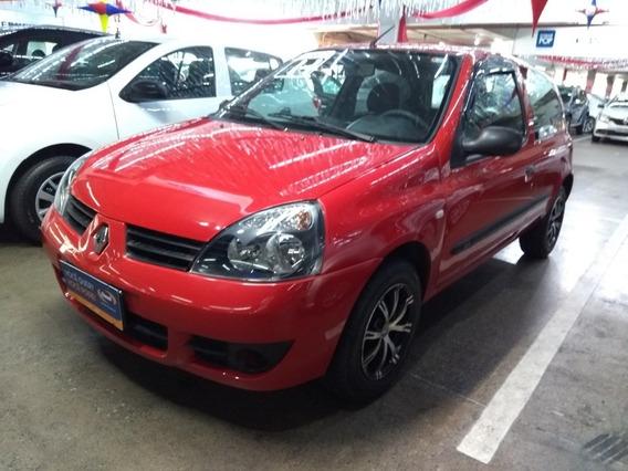 Renault Clio Campus 1.0 16v Flex Sem Entrada
