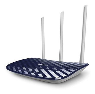 Roteador Wireless Tp Link Dual Band Ac750 Archer C20 - Nfe
