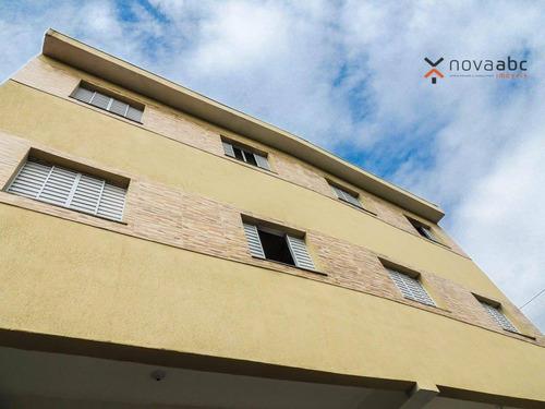 Imagem 1 de 7 de Apartamento Com 2 Dormitórios À Venda, 47 M² Por R$ 230.000,00 - Vila Vitória - Santo André/sp - Ap2514