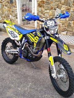 Sherco Moto De Trilha 450cc