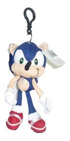 Pelúcia Sonic The Hedgehog 21cm