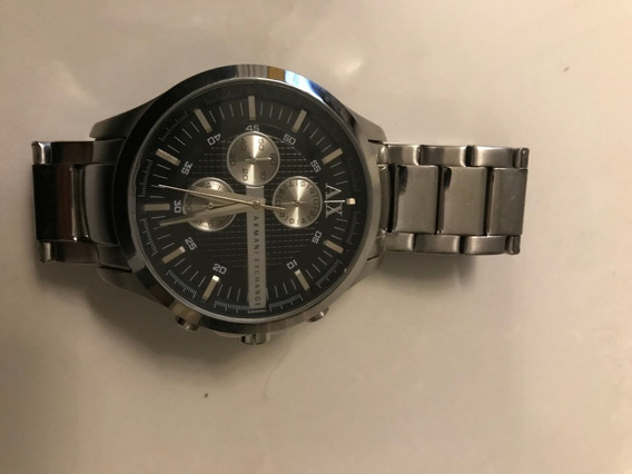 Relógio Armani Exchange Aço Ax-2152