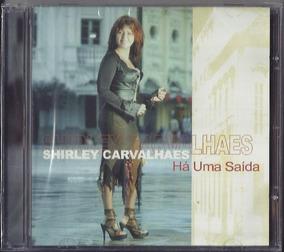 Cd Shirley Carvalhaes Há Uma Saída .biblos