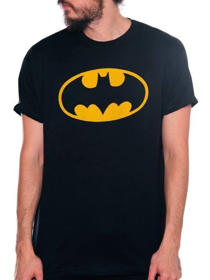 Playera Logo Batman Hombre