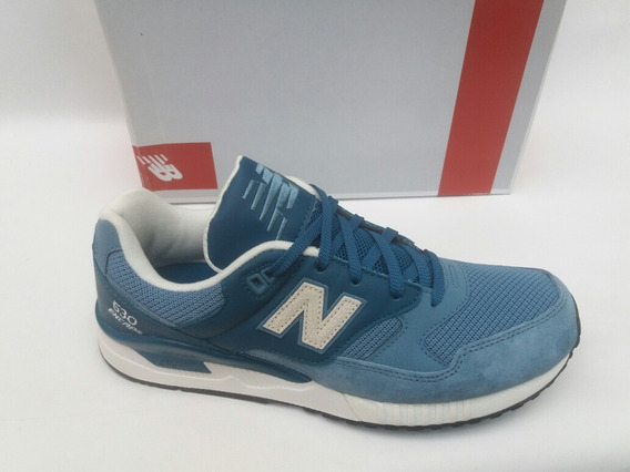 Tênis Nb New 530 Encap Azul Original
