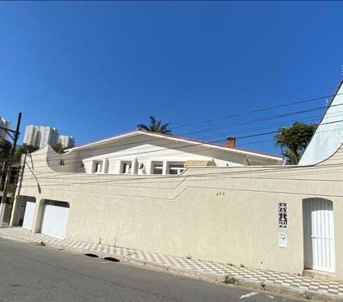 Imagem 1 de 30 de Casa Com 5 Dormitórios À Venda, 431 M² Por R$ 3.000.000,00 - Jardim Do Mar - São Bernardo Do Campo/sp - Ca10600