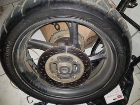 Roda Traseira Completa Hornet 2013