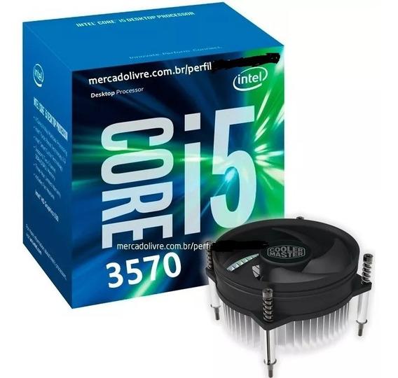 Processador Intel Core I5 3570 3.8 Ghz 1155
