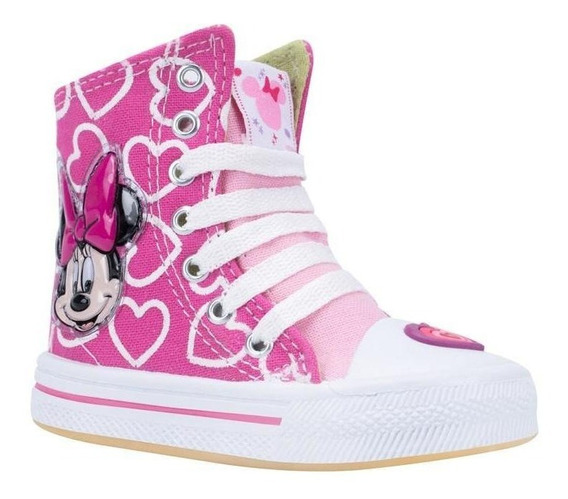Tenis Casual Bota Minnie 2334 59124