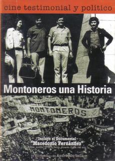 Montoneros Una Historia Di Tella Dvd - Zona Envio Gratis